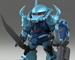 RT2363 SD B3 Gouf Custom