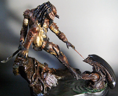 RT1466 1/4 Alien vs Predator