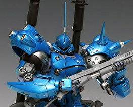 RT2044 1/100 MS-18E Kampfer EVO Ver. (Full Kit)