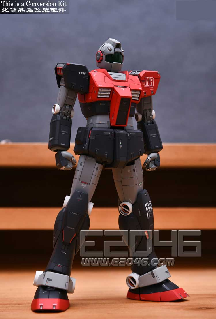 RGM-79 GM 2.0 Conversion Kit