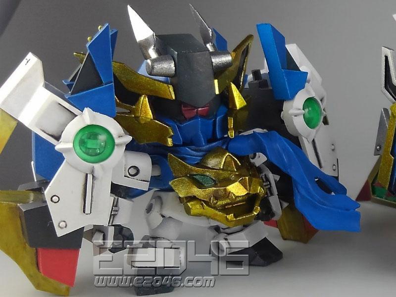 Wild Sword Ninja Kakure Gundam