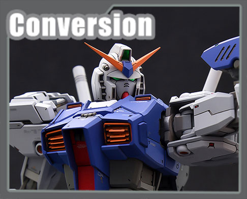 RT3192 1/100 RX-78NT-1 Gundam Alex Conversion Kit