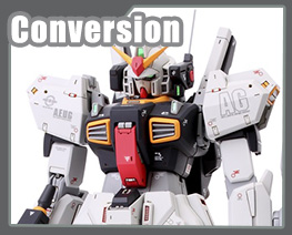 RT3021 1/144 RX-178 Gundam MK II Conversion Kit