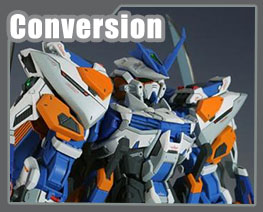 RT2978 1/100 Gundam Astray Blue Frame Third Conversion Parts