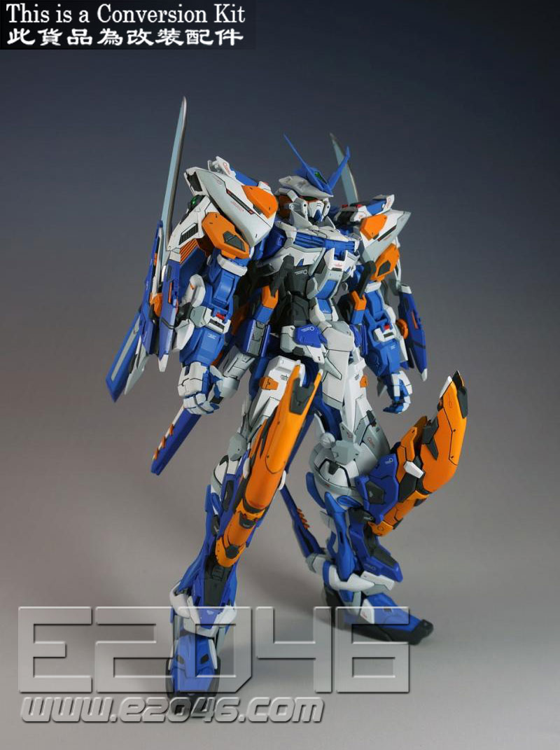 Gundam Astray Blue Frame Third Conversion Parts
