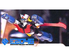 RT0629  Mazinger Z Flying