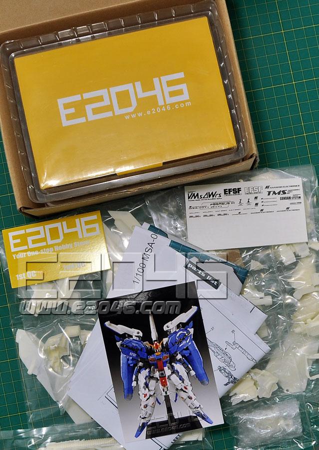 MSA-0011[Ext] EX-S Gundam Conversion Kit