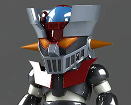 RT2627 SD Mazinger Z Clear Armor Version