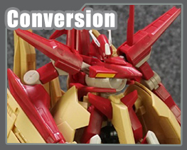 RT3413 1/144 Jagd Arche Gundam Conversion Kit