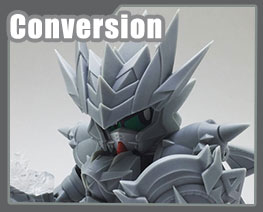 RT3620 SD SD Knight Impulse Gundam Conversion Kit