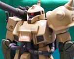 RT2443 1/144 MS-06K Zaku Cannon