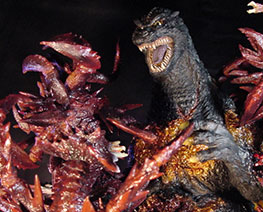 RT1833  Godzilla VS Destoroyah