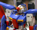 RT1849 1/144 MSZ-010 ZZ Gundam