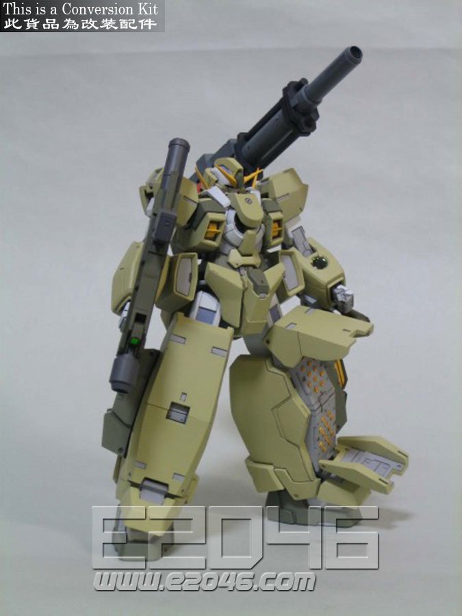 GN-005/PH Gundam Virtue PhysicalWeapon set