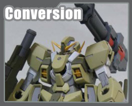RT3088 1/144 GN-005/PH Gundam Virtue PhysicalWeapon set