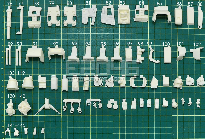 RX-79[G] Land Gundam Conversion Parts