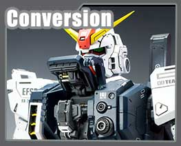 RT2042 1/60 RX-79[G] Land Gundam Conversion Parts