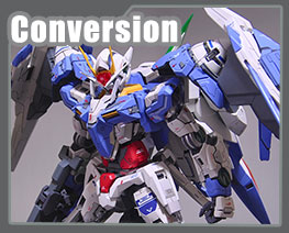 RT3114 1/60 GN-0000 Gundam 00 Raiser Conversion Kit