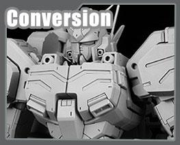 RT3637 1/144 Gundam Heavyarms Igel Conversion Kit