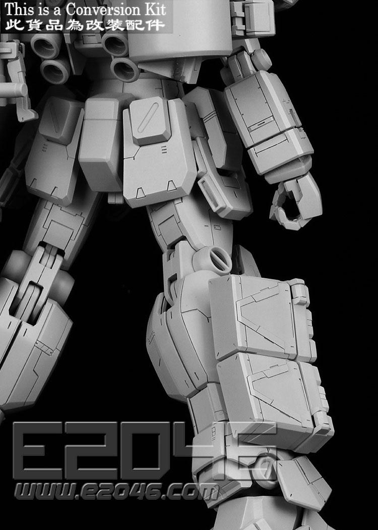 Gundam Heavyarms Igel Conversion Kit