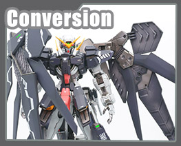 RT3707 1/100 1/100 Gundam Dynames R2 Conversion Kit