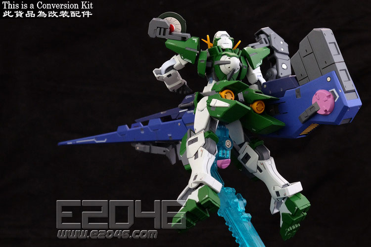 Gundam Dynames Torpedo Coneversion Kit
