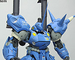 RT2516 1/60 MS-18E Kampfer Version 2.0 Pre-colored