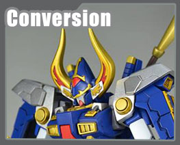 RT3082 1/144 Musha Gundam Mk-II Conversion Parts