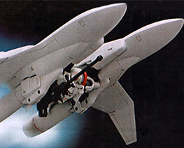 RT3260 1/220 Tallgeese Rocket Booster
