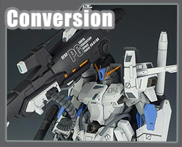 RT2795 1/144 FA-010-A Full-Armor ZZ Conversion Parts