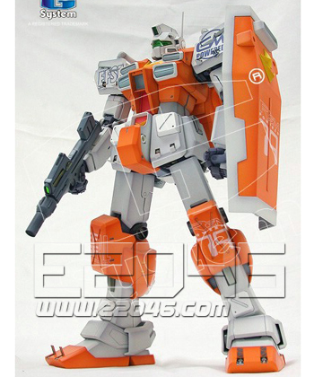 RGM-79 Powered GM Conversion Package