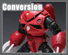 RT3197 1/100 Z Gok Char Version Conversion Kit