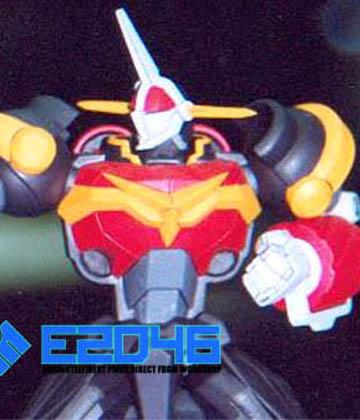 Gear Fighter Knight Ohga