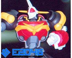 RT1180  Gear Fighter Knight Ohga