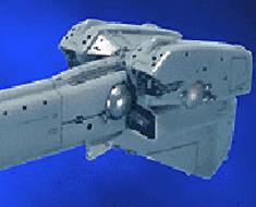 RT0897 1/5000 Kosmish Schlacht Schiff
