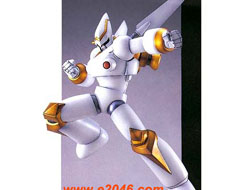 RT1093  Super Power Robot - White