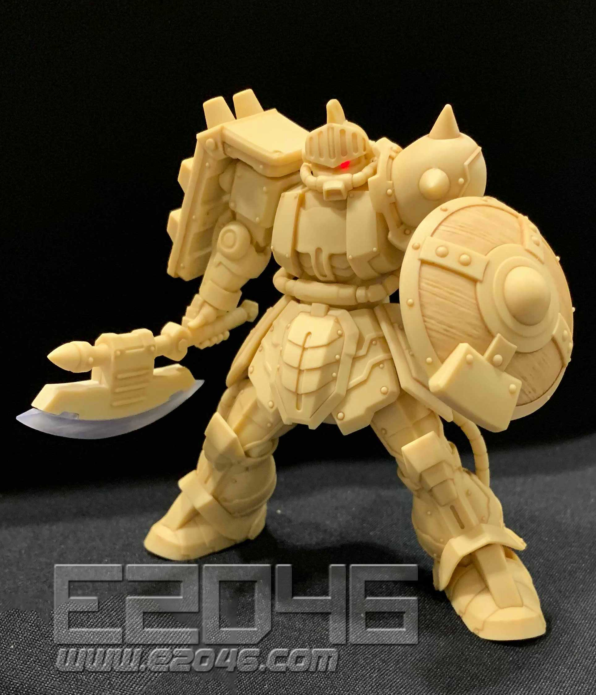 Warrior Zaku