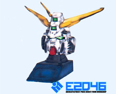 RT0591 1/20 Gundam Head