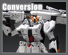 RT1712 1/144 FA-93 HWS Nu Gundam Conversion Parts