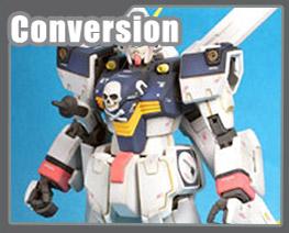 RT1488 1/100 F97 XM-X1/X2  Cross Bone Gundam Parts Set