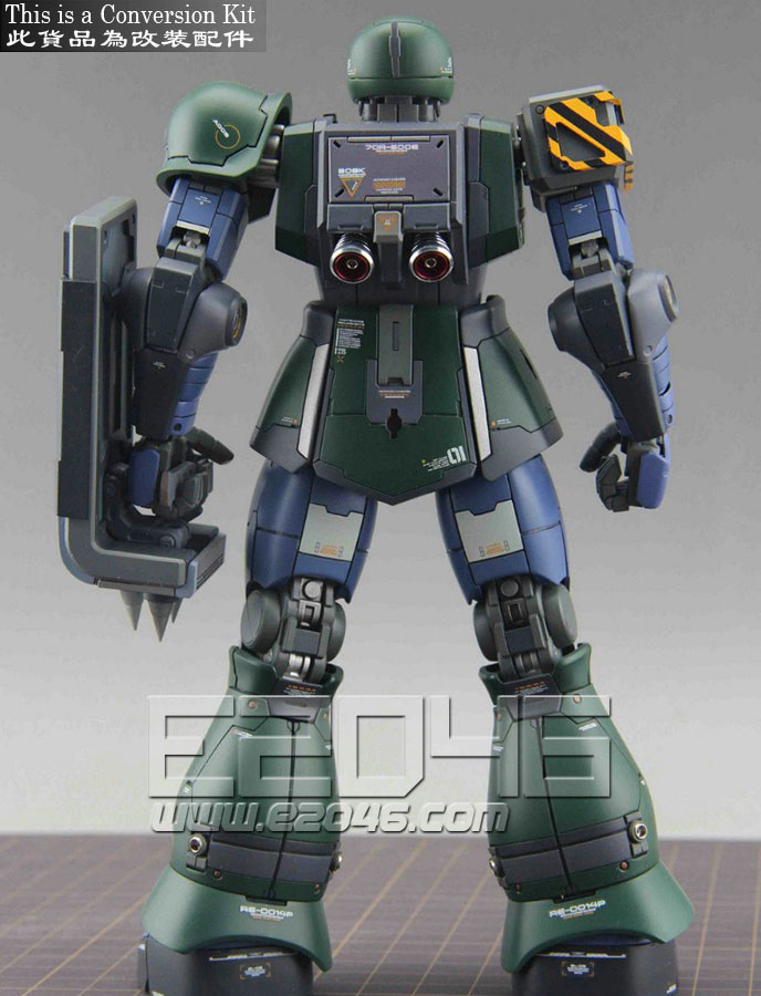Zaku I Conversion Kit