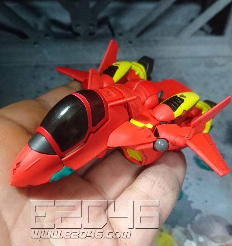 VF-19 Excalibur Custom Basara Nekki