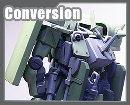 RT2781 1/144 Zaku II Stutzer Conversion Parts