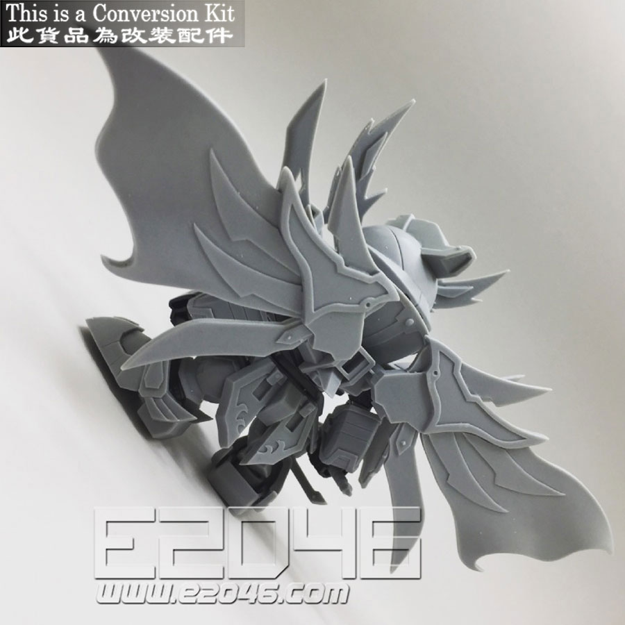 SD Sousou Destiny Gundam Conversion Kit