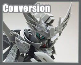 RT3622 SD SD Sousou Destiny Gundam Conversion Kit