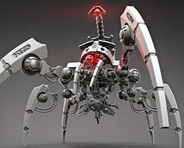 RT3498  Mechanized Arachnid