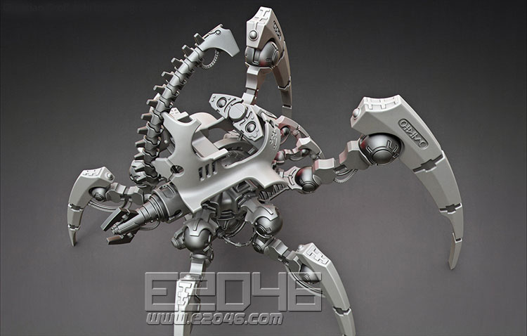 Mechanized Arachnid