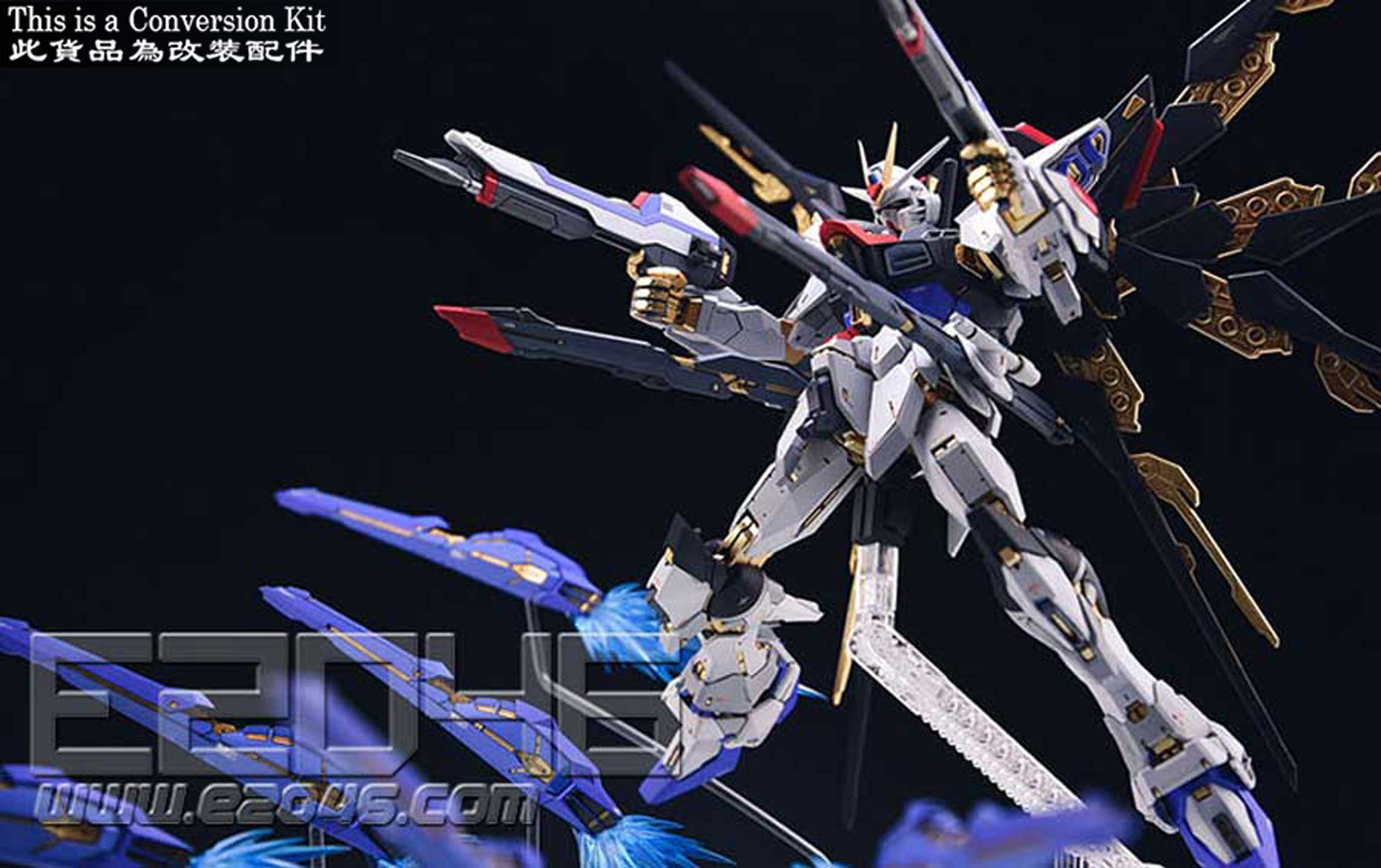 Strike Freedom Conversion Kit