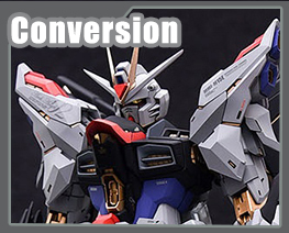 RT3500 1/100 Strike Freedom Conversion Kit
