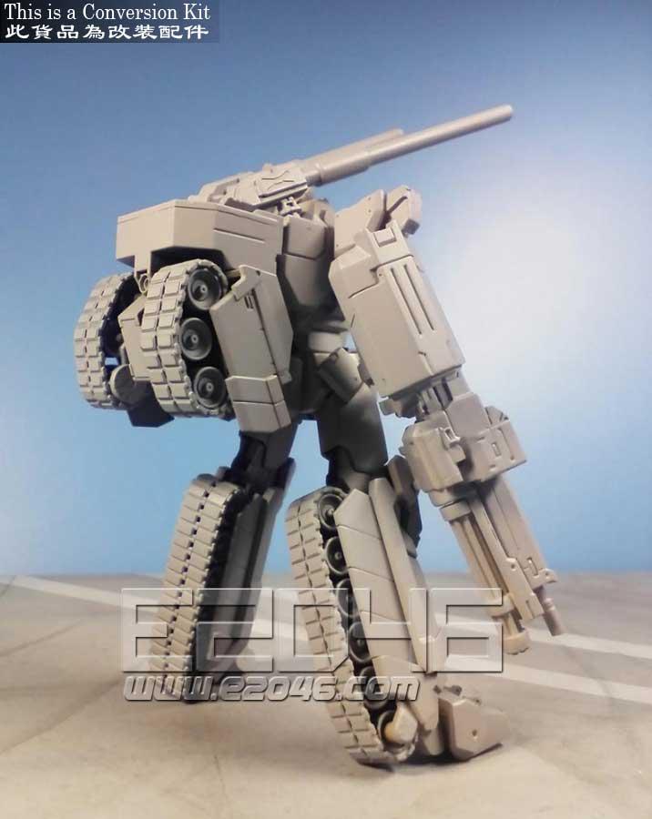 Guntank R-44 Conversion Parts